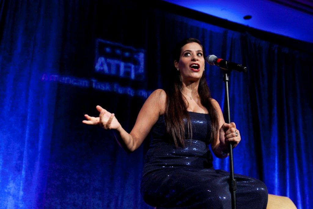 Maysoon Zayid's Got 99 Problems But Palsy Is Just One ...